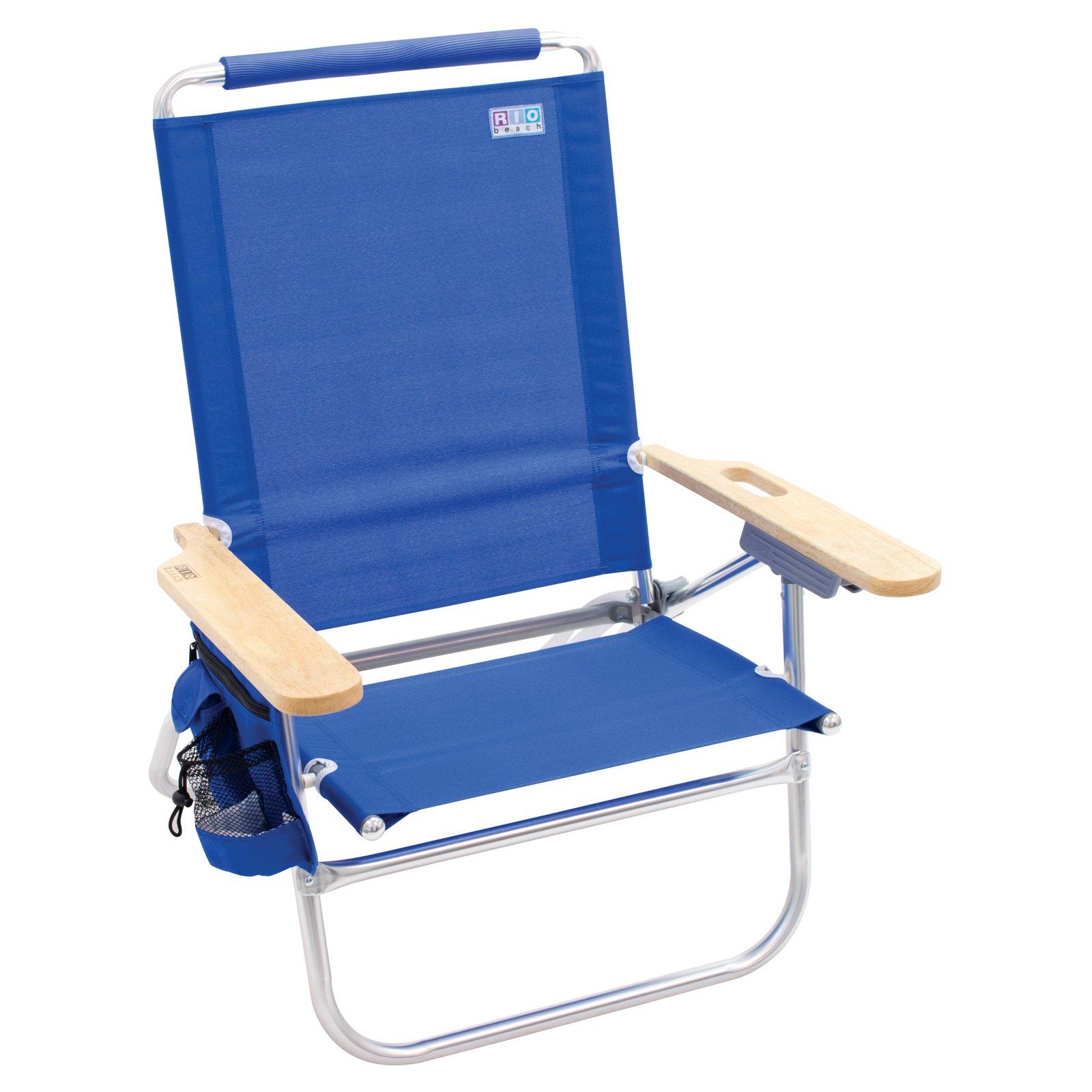 Rio SC680C Blue Beach Bum Beach Chair