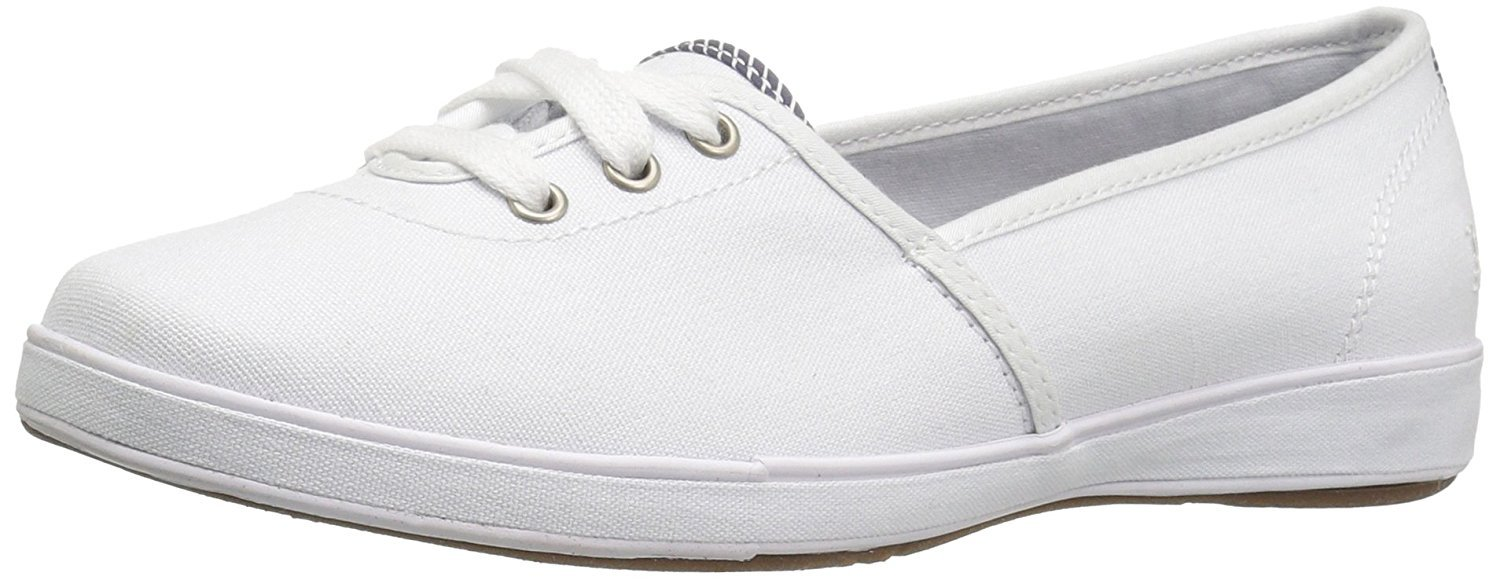 Grasshoppers Women's Catelina Fashion Sneaker, White, 11 M US by Grasshoppers