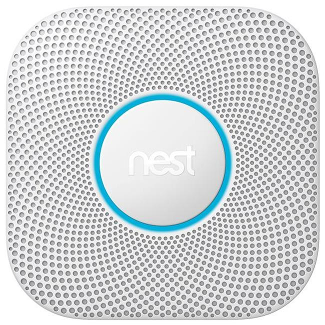 Nest Protect Smoke Plus CO Alarm - 2nd Generation