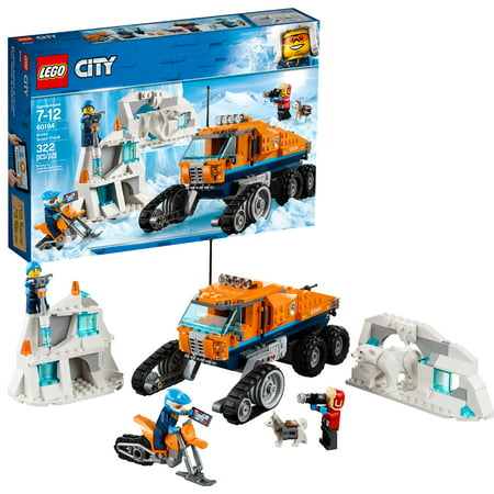 LEGO City Arctic Expedition Arctic Scout Truck 60194 (New York City Lego Set)