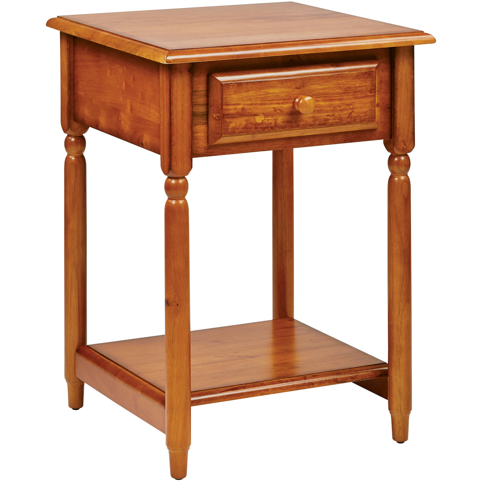Knob Hill End Table, Antique Cherry