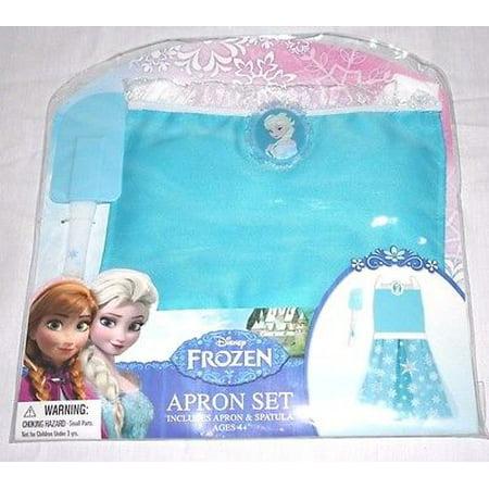 Best Brands Frozen Apron Kitchen Set