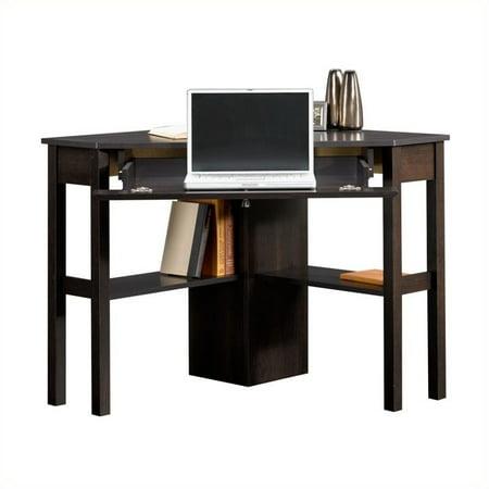 Sauder Beginnings Corner Computer Desk, Cinnamon Cherry ()