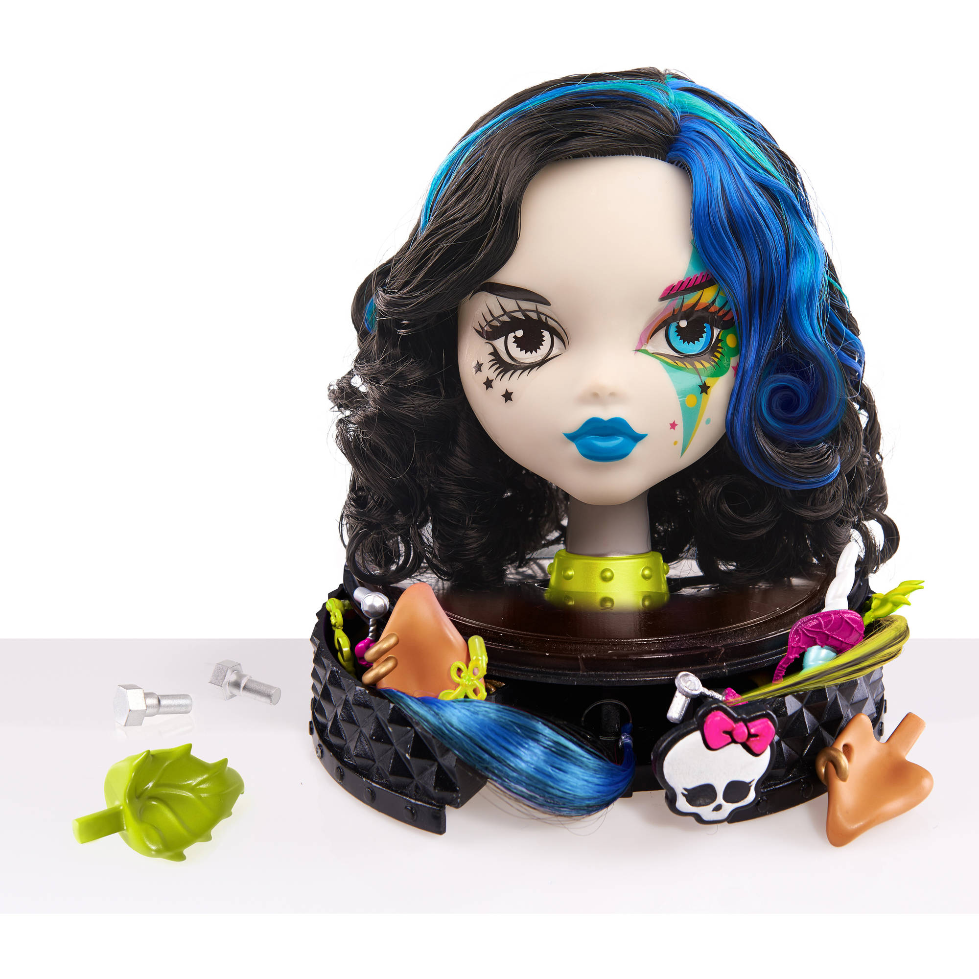 Monster High Gore-geous Ghoul Styling Head, White