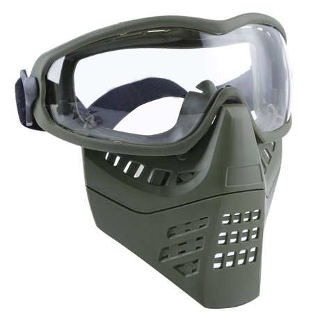 Ant Double Mode Headband System Detachable Lightweight Mask Solid Color - image 6 of 10