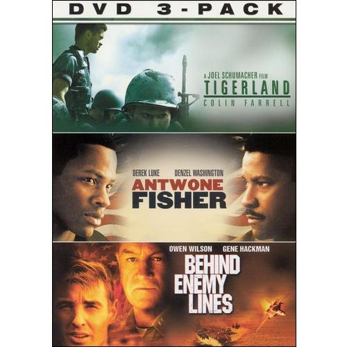 Soldiers 3-Pack: Behind Enemy Lines / Antwone Fisher / Tigerland
