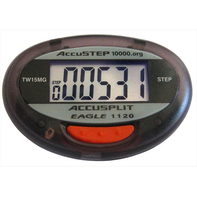 Accusplit AE1120-XBX Eagle Activity Pedometer
