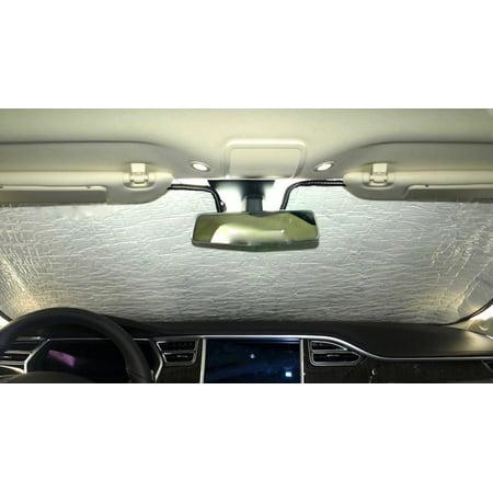 (Sunshade for Mazda CX-7 CX7 Years 2007 2008 2009 2010 2011 2012 Custom Fit Windshield Sun Shade)