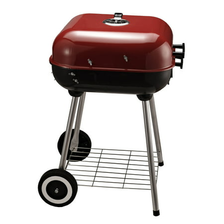 """22"""" Barbecue Grill Charcoal Kettle Portable Outdoor BBQ Grilling - image 2 of 7"""