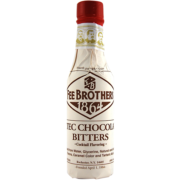 Fee Brothers Aztec Chocolate Cocktail Bitters - 5 oz