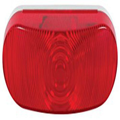 "Husky 17660 Red 6"" Oval Tail Light"