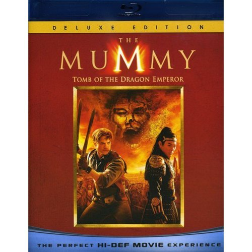 The Mummy: Tomb Of The Dragon Emperor (Blu-ray) (With INSTAWATCH) (Widescreen)