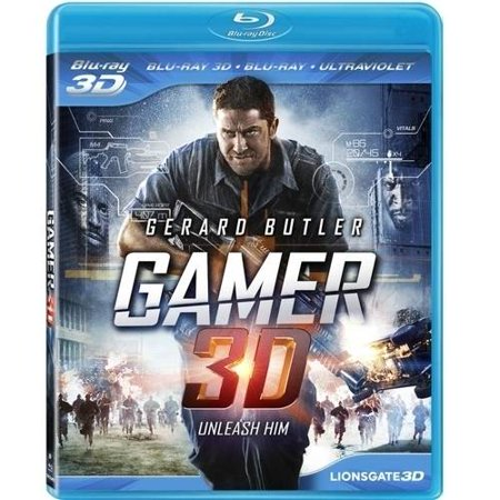 Gamer (3D Blu-ray) (With INSTAWATCH) (Widescreen)