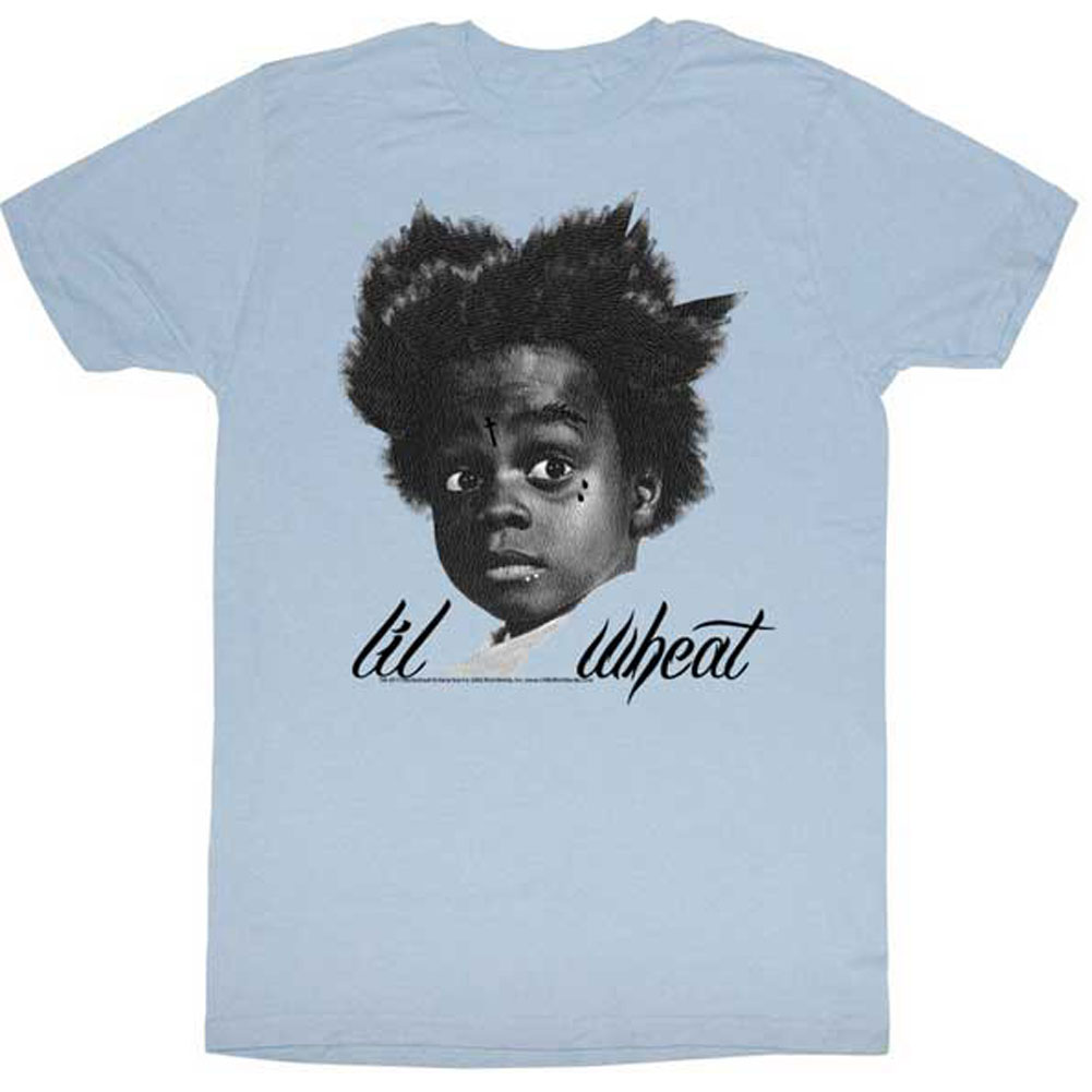 Buckwheat Men's  Lil Wheat T-shirt Light