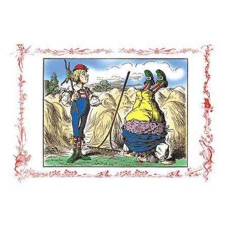 Sir John Tenniel was an English illustrator best remembered for his work in Lewis Carrolls Alices Adventures in Wonderland and Through the Looking-Glass Poster Print by John (Best Looking Glock 19)