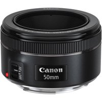 Deals on Canon EF 50mm f/1.8 STM Standard Autofocus Lens