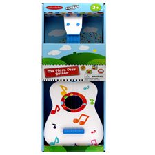 New 504915  My First Play Guitar In Open Box (6-Pack) Action Cheap Wholesale Discount Bulk Toys Action](Toys Wholesale)