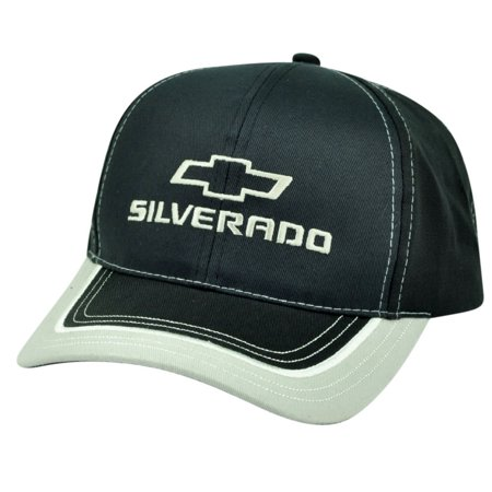 General Motors Silverado Chevrolet Chevy Gm  Hat Cap Car Automobile Black