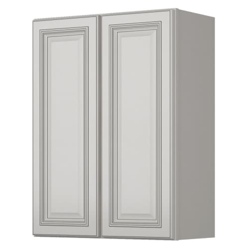 "Sunny Wood SLW2436-A Sanibel 24"" x 36"" Double Door Wall Cabinet"