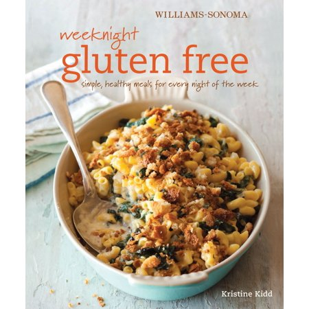 Weeknight Gluten Free (Williams-Sonoma) : Simple, healthy meals for every night of the week](Williams Sonoma Halloween)