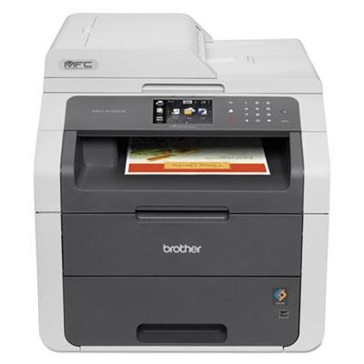 Brother MFC-9130CW Digital Color All-in-One with Wireless Networking by Brother