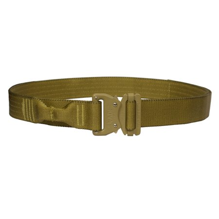 Fusion Tactical Military Police Riggers Belt Coyote Brown Medium 33-38