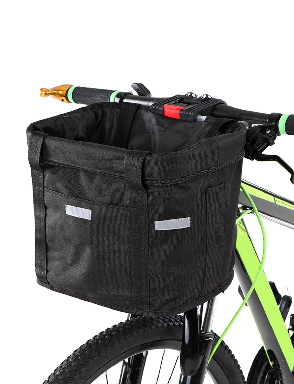 Bicycle Children Kids Girls Boys Bike Front Bicycle Cycle Shopping Basket Bags