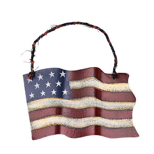 Attraction Design Home Small American Glory Flag Wall D cor