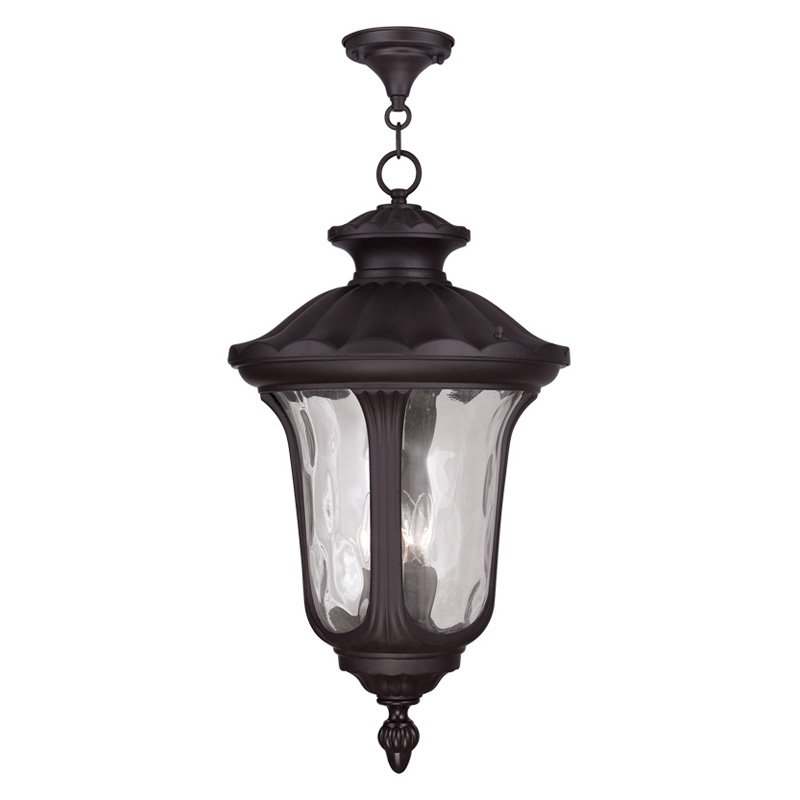 Livex Oxford 7865 Outdoor Hanging Lantern by Livex Lighting