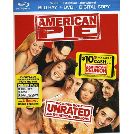 America Pin (American Pie (Blu-ray) )
