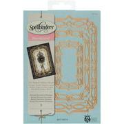 Spellbinders S5254 Spellbinders Nestabilities Dies - Astoria Decorative Element