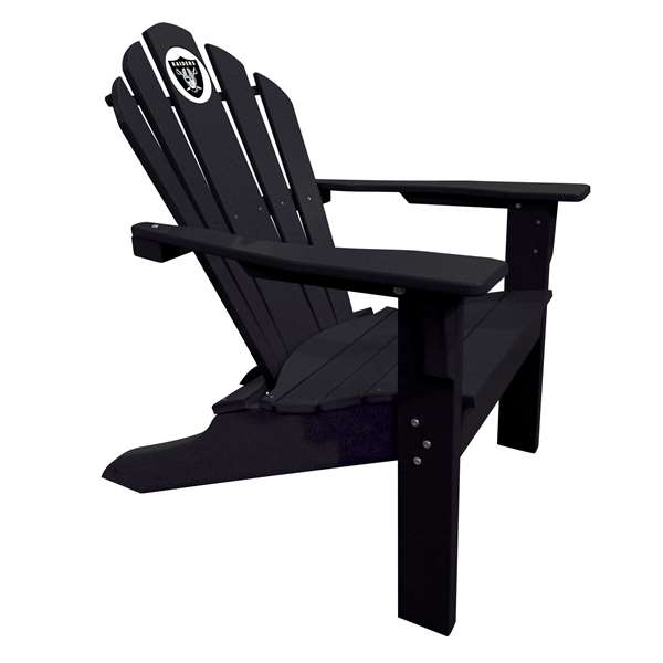 Oakland Raiders Purple Big Daddy Adirondak Chair
