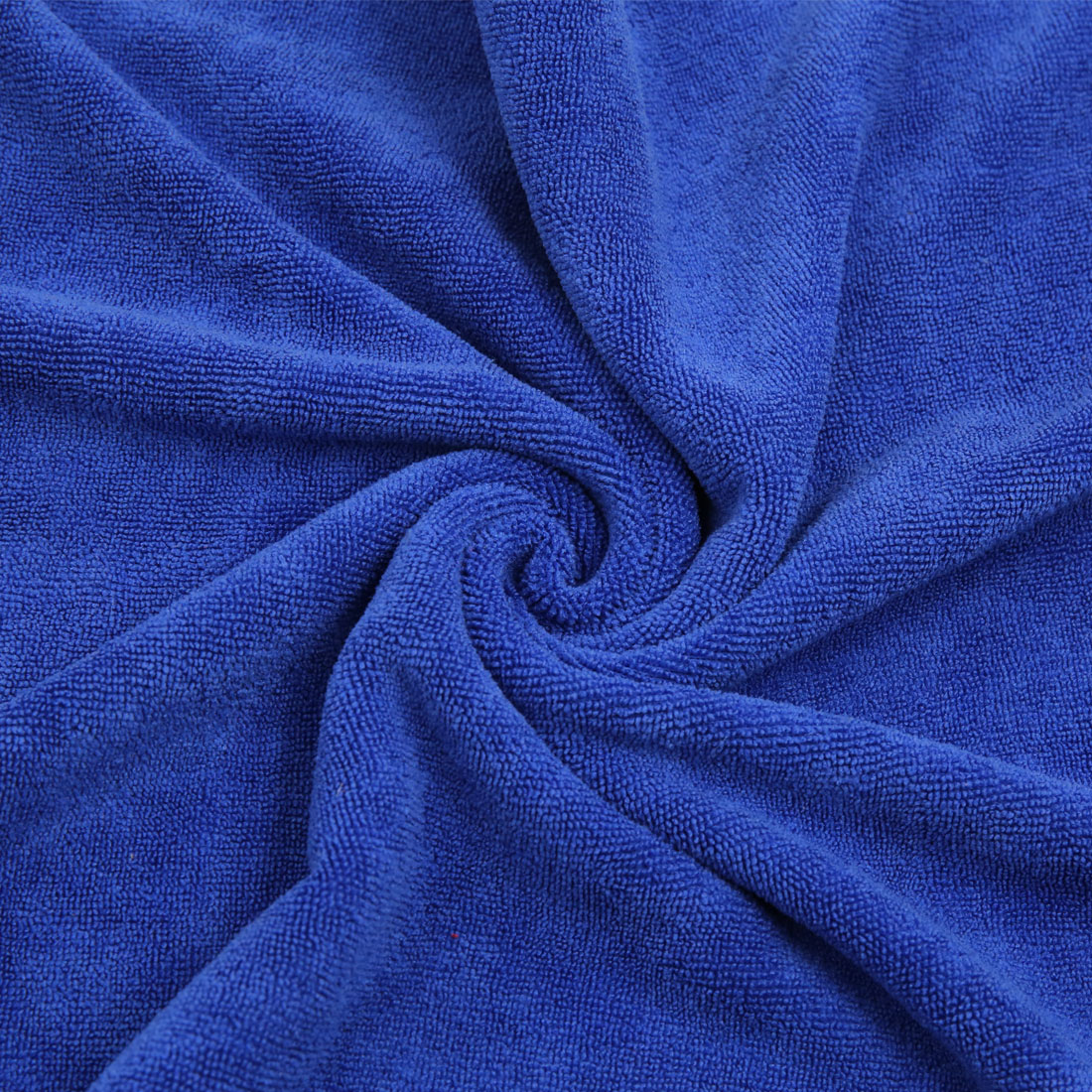 3 Pcs High Absorbing Microfiber Fabric, Polyester, Polymide Car Clean Cloth Towel No-scratched for Car Body - image 2 of 3