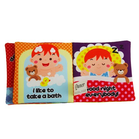 Buy One Get Three FreeNewfangled Interesting Baby Kids Use Cloth Book Soft material Textile Toy Book - Buy Buy Baby Rockville