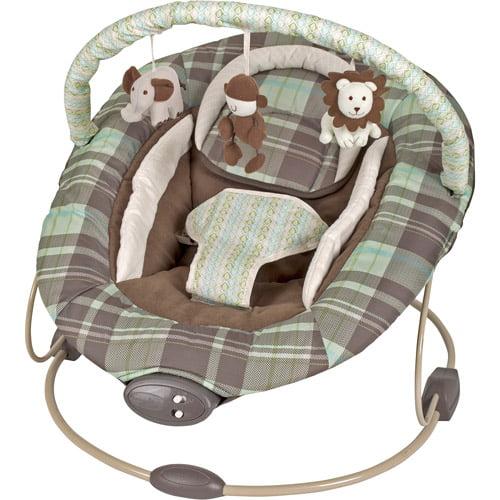 Baby Trend Deluxe Bouncer, Jungle Safari