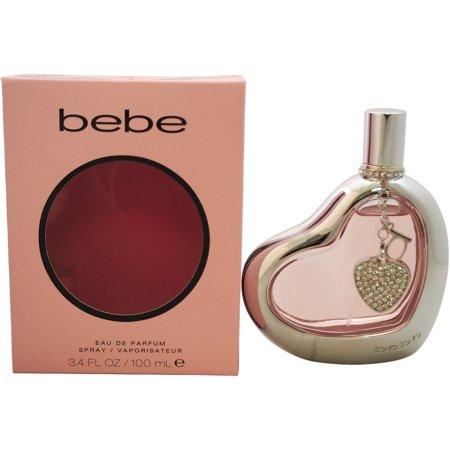 Bebe Bebe EDP Spray, 3.4 oz (Bebe Snake)