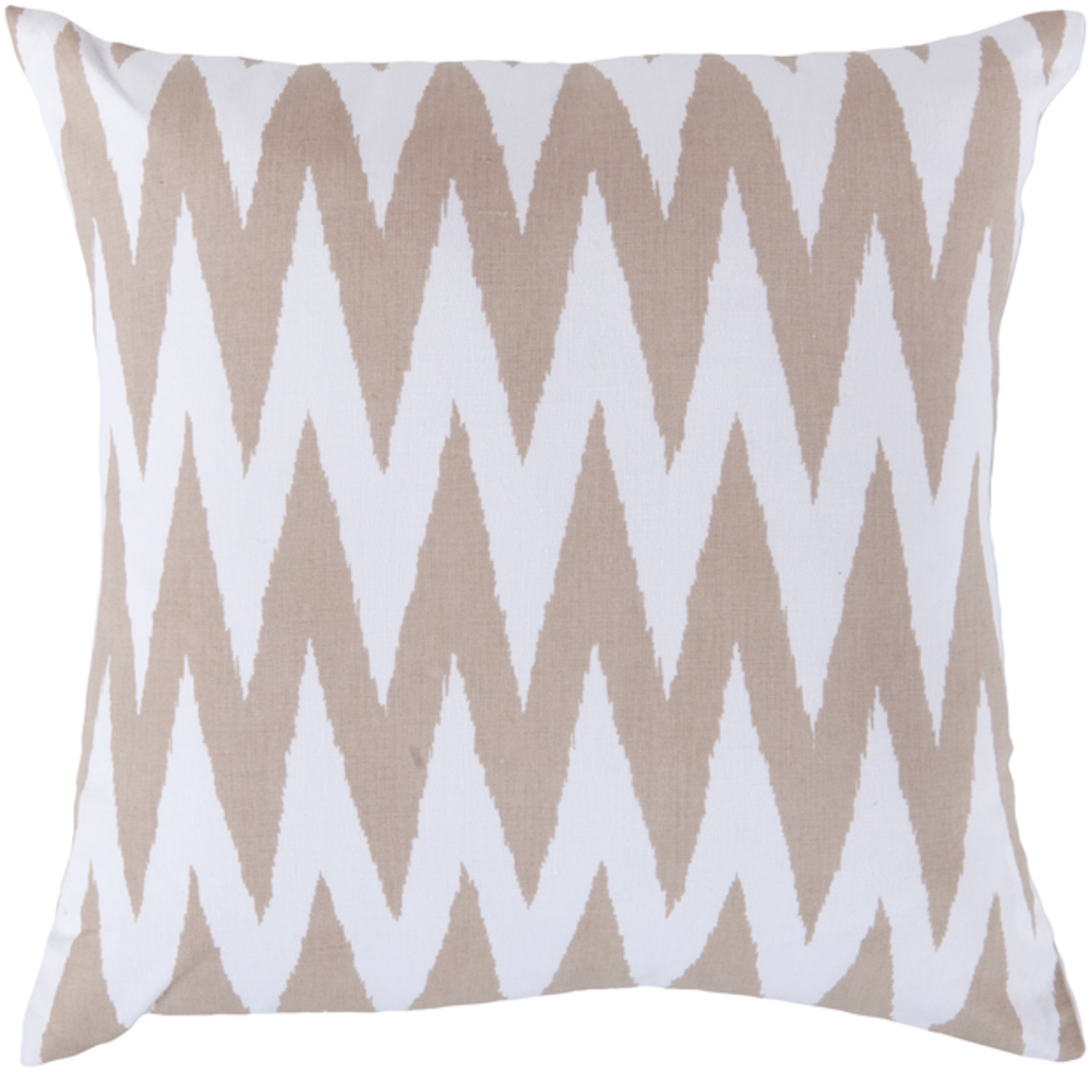 "Surya Vibe 22"" x 22"" Large Square Pillow Cover LG527-2222"