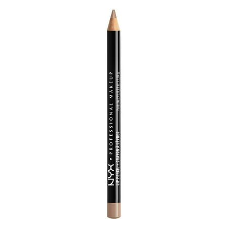 NYX Professional Makeup Slim Lip Pencil, -