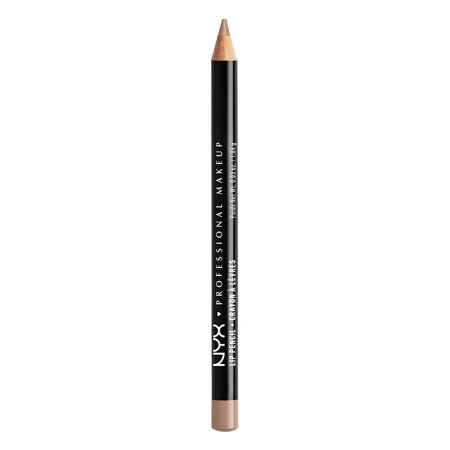 Silk Lip Pencil - NYX Professional Makeup Slim Lip Pencil, Nutmeg