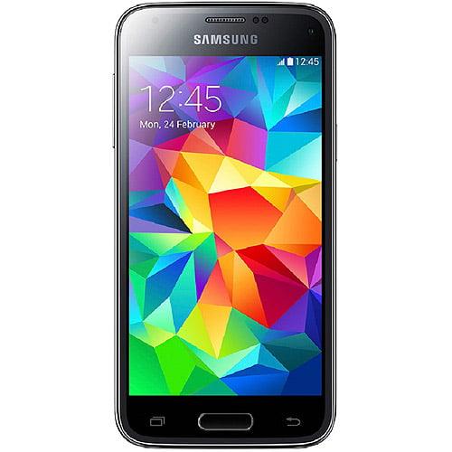 Samsung Galaxy S5 Mini G800F 16GB 4G LTE GSM Android Smartphone (Unlocked), Black