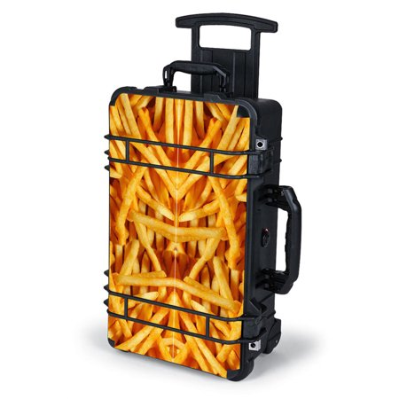 Skin Decal For Pelican Case 1510   French Fries