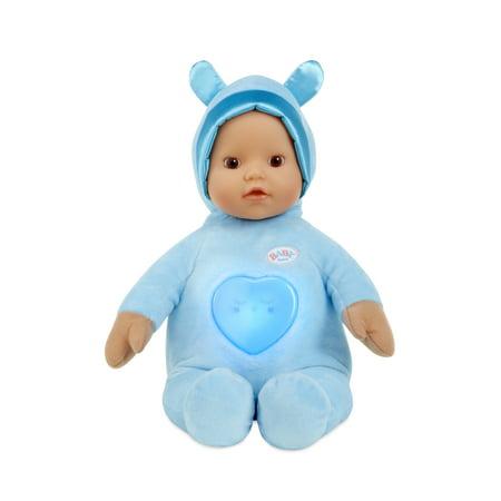 Baby Born Goodnight Lullaby Baby Boy Blue Eyes Walmart Com