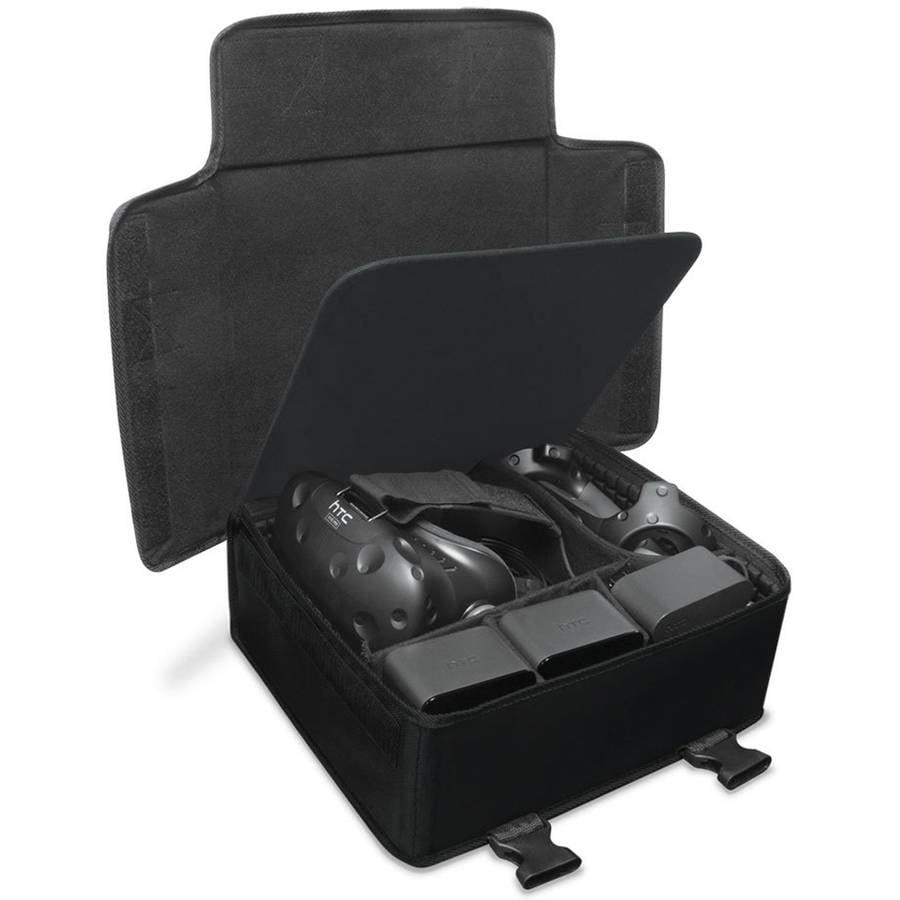 Hyperkin The Rook VR Carry Pak Protector Bag, Black, M07202