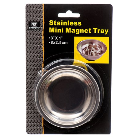 New 379248  Magnet Tray Stainless (24-Pack) Action Cheap Wholesale Discount Bulk Toys Action](Bulk Magnets)