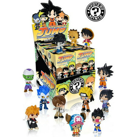FUNKO MYSTERY MINIS: BEST OF ANIME SERIES 2 BLIND (Best Horror Action Anime)