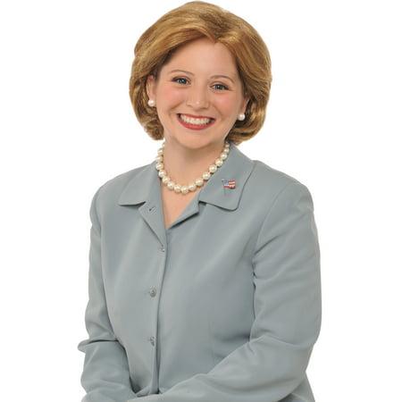 Democratic Candidate Hillary Clinton Wig 77393
