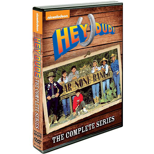 Hey Dude: The Complete Series (Walmart Exclusive) (Full Frame)