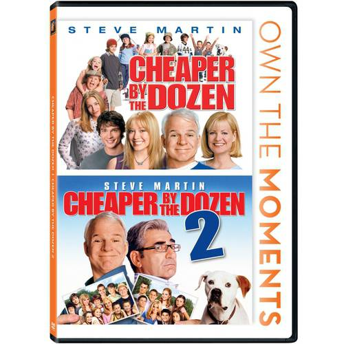 Cheaper By The Dozen / Cheaper By The Dozen 2 (Widescreen)