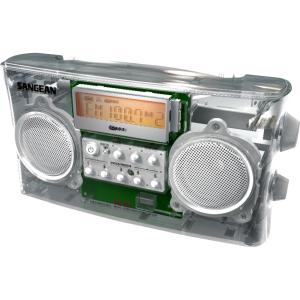Click here to buy CLEAR AM FM-RBDS PORTABLE RADIO by SANGEAN-PERSONAL %26 PORTABLE.