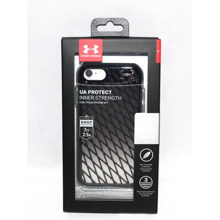 UNDER ARMOUR PHONE CASE UA PROTECT INNER STRENGTH FOR IPHONE 8/7 (Best Phone Under 100 Euro)